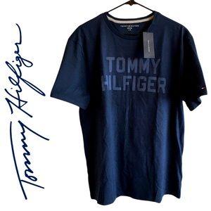 Tommy Hilfiger Crew Neck Short Sleeve Tee Shirt